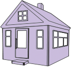 house clearance icon