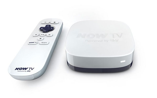 Sky Now TV Box